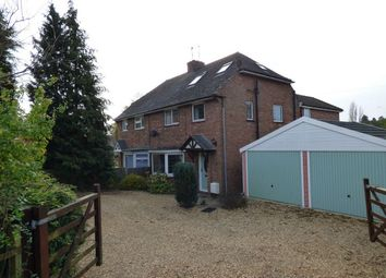 Thumbnail 5 bedroom semi-detached house for sale in Hill Estate, Houghton, Huntingdon