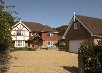 Thumbnail 6 bed detached house for sale in Avenue Road, Cranleigh