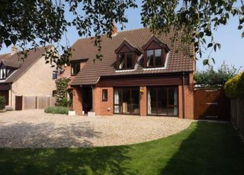 Thumbnail 4 bed detached house for sale in Ketteringham, Wymondham, Norfolk