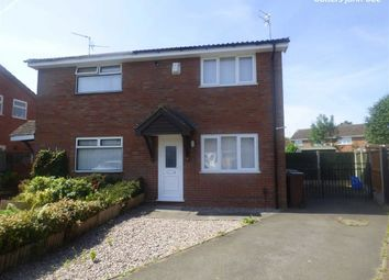 Thumbnail 2 bedroom semi-detached house to rent in Princeton Gardens, Pendeford, Wolverhampton