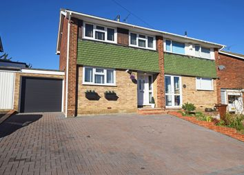 Thumbnail 3 bed semi-detached house for sale in Bettescombe Road, Rainham
