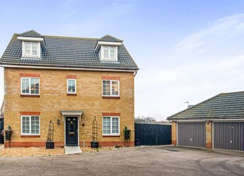 Thumbnail 6 bed detached house for sale in Dorley Dale, Carlton Colville, Lowestoft