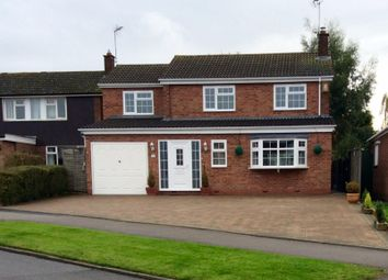 Thumbnail 4 bed detached house for sale in Windermere Avenue, Nuneaton