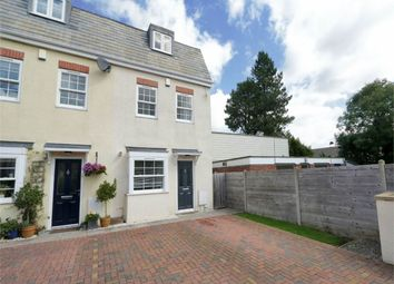 Thumbnail 4 bed town house to rent in Station Close, Thornbury, South Gloucestershire