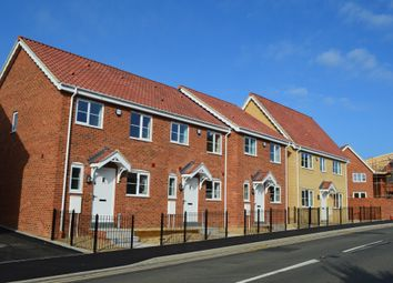 Thumbnail 3 bed terraced house for sale in Plot 6, Blacksmith's Corner, Hales
