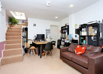 Thumbnail 1 bed flat to rent in Crabtree Lane, London