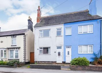 Thumbnail 3 bed semi-detached house for sale in High Street, Measham, Swadlincote, Leicestershire