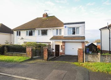 4 bed semi-detached house for sale in Hady Crescent, Hady, Chesterfield S41