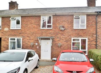 Thumbnail 3 bed terraced house for sale in The Beeches, Wrexham