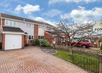 Thumbnail 3 bed semi-detached house for sale in Lindale Grove, Wrenthorpe, Wakefield