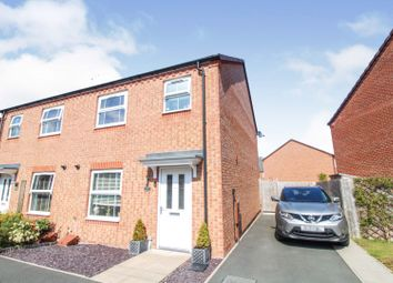 Blakes Meadow, Wem SY4. 3 bed semi-detached house for sale