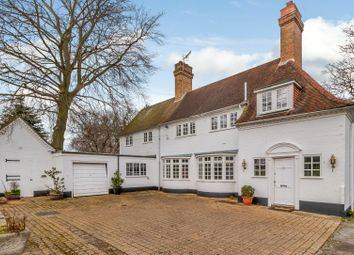 Thumbnail 4 bed detached house to rent in Hatton Hill, Windlesham