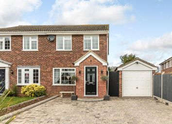 Thumbnail 2 bed terraced house for sale in Spruce Close, Witham