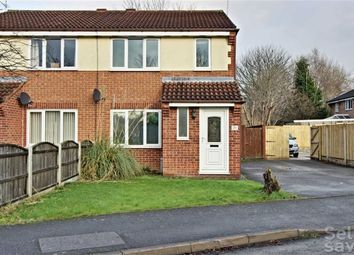 Thumbnail 3 bed semi-detached house for sale in Herriot Drive, Chesterfield, Derbyshire