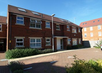 Thumbnail 2 bed flat for sale in Green Farm Road, Newport Pagnell, Buckinghamshire