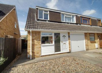 Thumbnail 3 bed semi-detached house for sale in Ainsdale Drive, Werrington Village, Peterborough