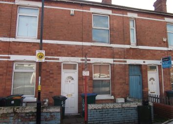 Thumbnail 2 bedroom terraced house to rent in Argyll Street, Coventry