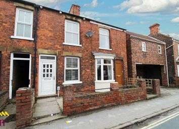 Thumbnail 2 bed terraced house for sale in Queensgate, Beverley