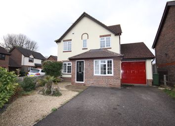 Thumbnail 4 bed detached house to rent in Connemara Crescent, Whiteley, Fareham