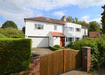 Thumbnail 5 bed semi-detached house for sale in Meadowfield Park South, Stocksfield
