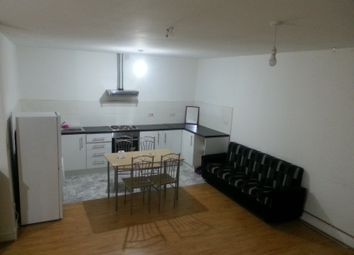 Thumbnail 1 bed flat to rent in Wigston Road, Plaistow