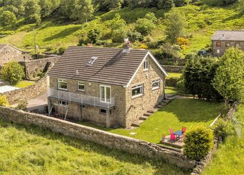 Thumbnail 4 bed detached house for sale in Butterworth End Lane, Norland, Halifax, West Yorkshire