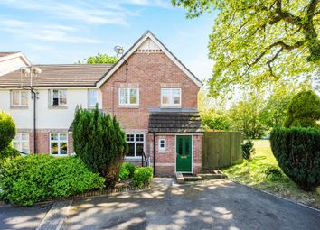Thumbnail 3 bed end terrace house for sale in Brynffordd, Townhill, Swansea