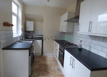 Thumbnail 3 bedroom terraced house to rent in Windermere Street, Leicester