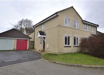 Thumbnail 3 bedroom semi-detached house for sale in Hazel Way, Bath, Somerset