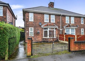 Thumbnail 3 bedroom semi-detached house for sale in Collins Avenue, Sutton-In-Ashfield, Nottinghamshire, Notts