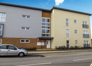Thumbnail 2 bed flat to rent in Howe Road, Gosport