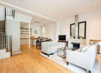 Thumbnail 3 bed semi-detached house to rent in Hampstead High Street, Hampstead, London