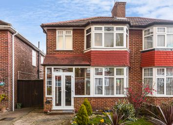 Thumbnail 3 bed semi-detached house for sale in Woodland Rise, Greenford