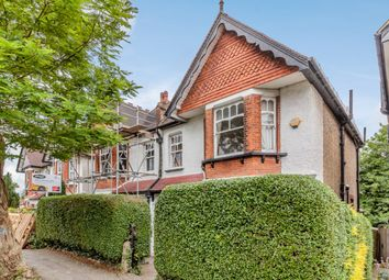 Thumbnail 4 bed semi-detached house for sale in Beaumont Road, Purley, London