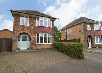 Thumbnail 3 bedroom detached house for sale in St. Austell Drive, Wilford, Nottingham