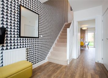 Thumbnail 3 bed terraced house for sale in Oakleigh Grove, Sweets Way, Whetstone, London