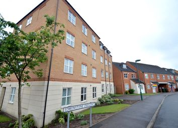Thumbnail 1 bedroom flat to rent in Pavior Road, Nottingham