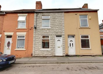 Thumbnail 2 bedroom terraced house for sale in Glebe Street, Hucknall, Nottingham