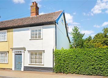 Thumbnail 3 bed end terrace house for sale in Mount Street, Diss