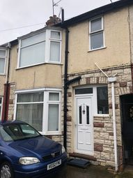 Thumbnail 3 bed terraced house to rent in St Catherine's Avenue, Luton