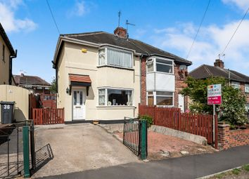Thumbnail 2 bedroom semi-detached house for sale in Fox Lane, Frecheville, Sheffield