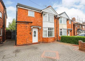 Thumbnail 3 bed semi-detached house for sale in Crook Lane, Winsford, Cheshire