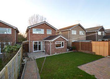 Thumbnail 3 bedroom detached house for sale in Somerset Avenue, Yate, Bristol