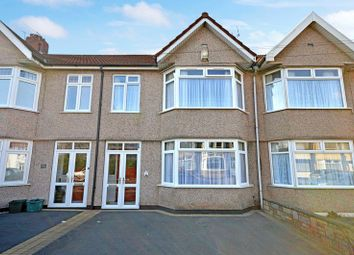 Thumbnail 3 bedroom terraced house for sale in Hendre Road, Ashton, Bristol
