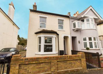Thumbnail 3 bed semi-detached house for sale in St Johns Road, Westcliff-On-Sea