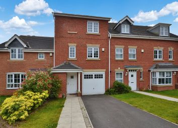 Thumbnail 3 bed town house for sale in The Oaks, Middleton, Leeds