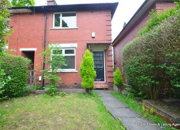 Thumbnail 2 bed terraced house to rent in Grange Grove, Whitefield, Manchester