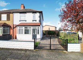 Thumbnail 3 bed semi-detached house for sale in Willow Crescent, Leeds