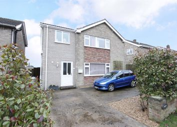 Thumbnail 4 bedroom detached house for sale in Harvey Close, Bourne