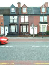 Thumbnail 5 bed terraced house to rent in Kensington, Liverpool